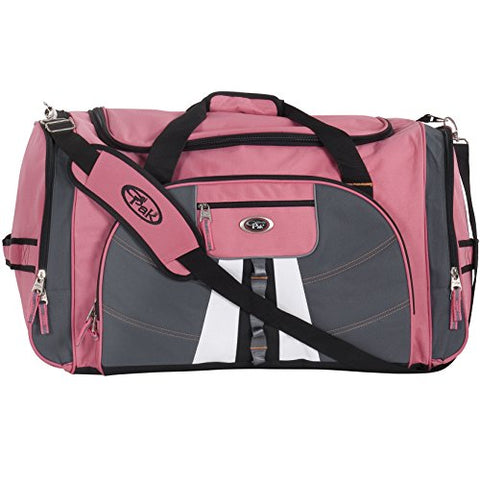California Pak Luggage Hollywood 27, 27 Inch, Pink