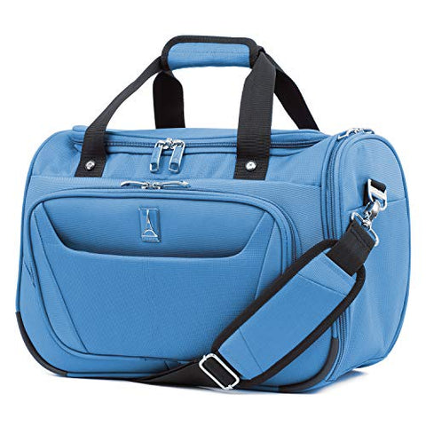 "Travelpro Luggage Maxlite 5 18"" Lightweight Carry-On Under Seat Tote Travel, Azure Blue One Size"