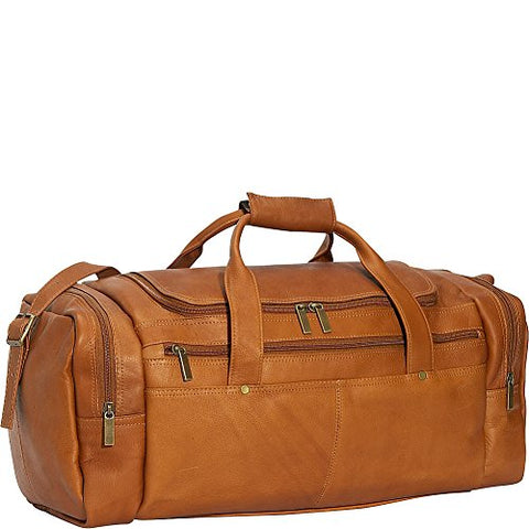 David King & Co. 20 X 10 Inch Duffel, Tan, One Size