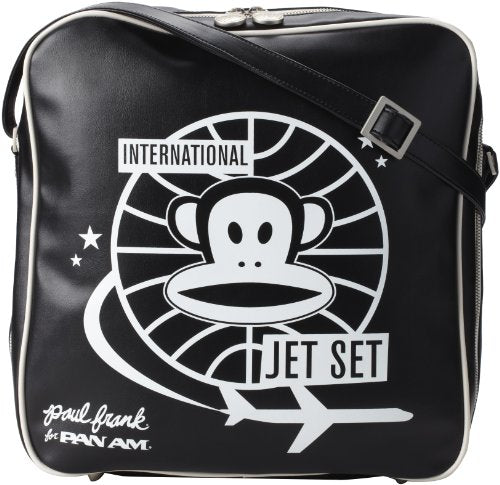 Pan Am Men'S Defiance-Jet Set, Black, Medium