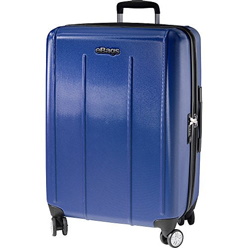 "eBags EXO 2.0 Hardside 24"" Spinner (Blue- Discontinued)"