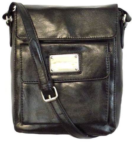 Nine West Kenzee Crossbody (Black)