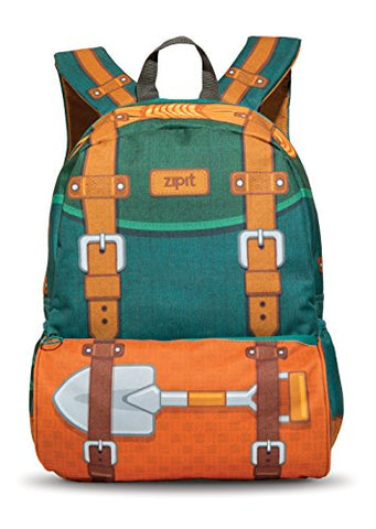 ZIPIT Adventure Kids Backpack, Explorer