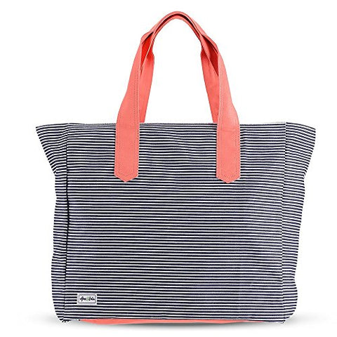 Ame & Lulu Women Land to Sand Beach Tote Bag Blaine