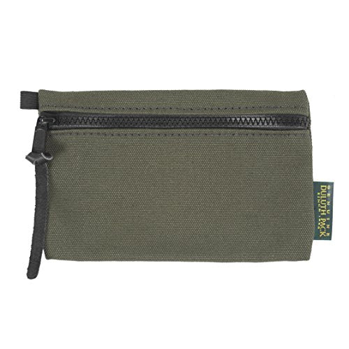 Duluth Pack Gear Stash Small Bag (Olive Drab)