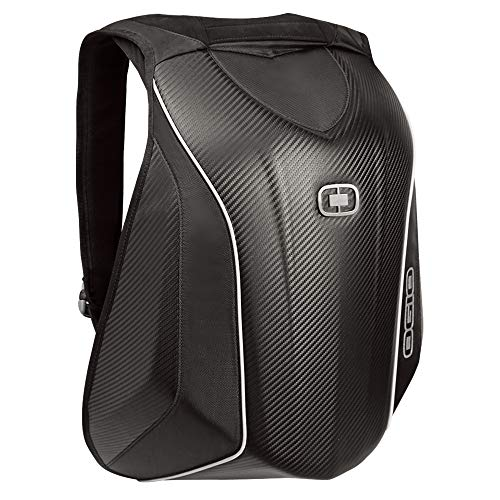 OGIO 123006.36 No Drag Mach 5 Motorcycle Backpack - Stealth Black