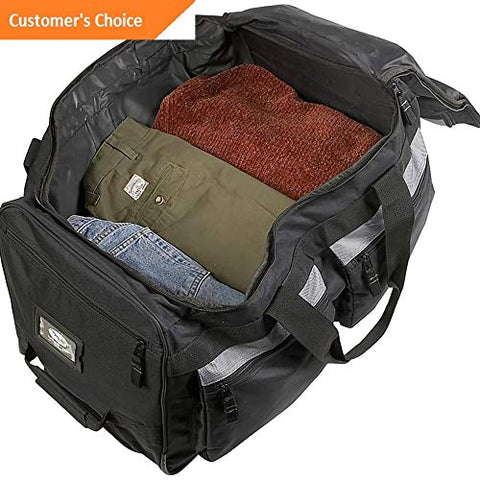 Sandover Eight Pocket 26 Rolling Duffel 6 Colors Softside Checked NEW | Model LGGG - 3600 |