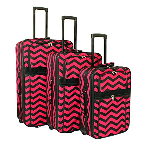3D Gradient Heart Print Luggage Protector Travel Luggage Cover Trolley Case Protective Cover Fits 18-32 Inch
