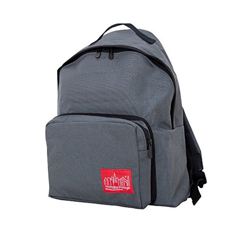 Manhattan Portage Big Apple Backpack (Grey)