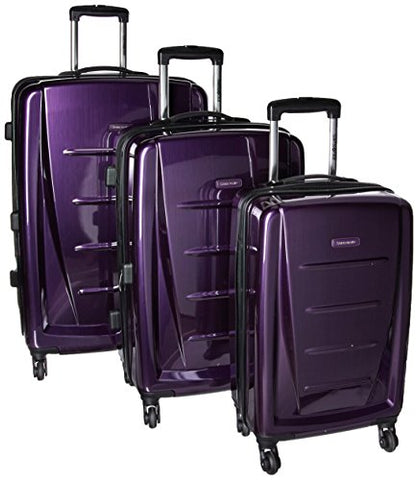 Samsonite 3-Piece Set, Purple