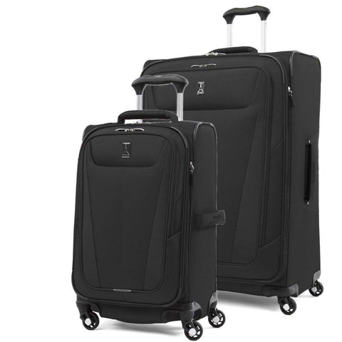 Travelpro Maxlite Set 5 of 21 |29 Expandable Spinners (Black)