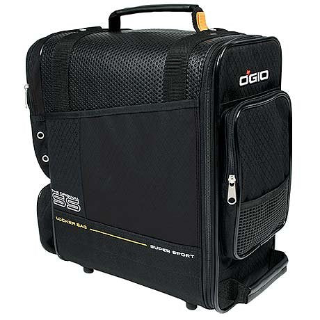Ogio Locker Duffle Bag (Black)