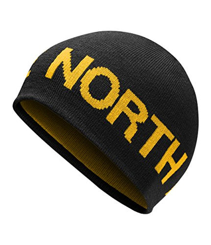 The North Face Unisex Reversible Banner Beanie TNF Black One Size