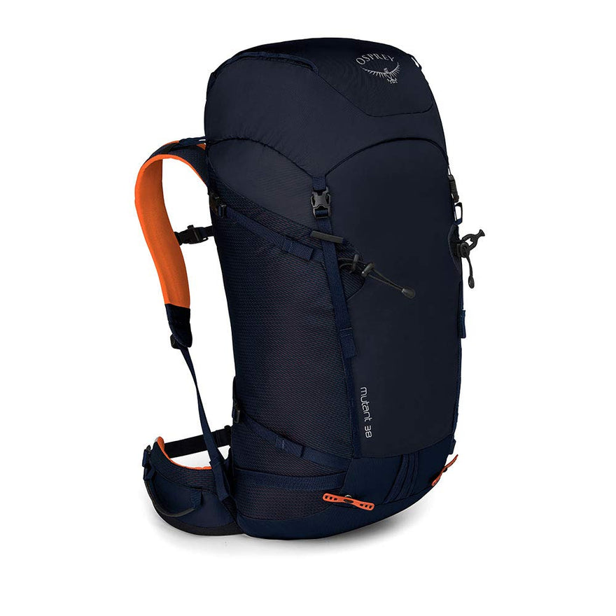 Osprey Packs Mutant 38 Mountaineering Pack, Blue Fire, Small/Medium
