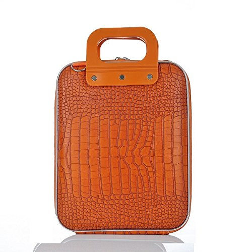 Bombata Micro Cocco Briefcase 11-Inch (Orange)