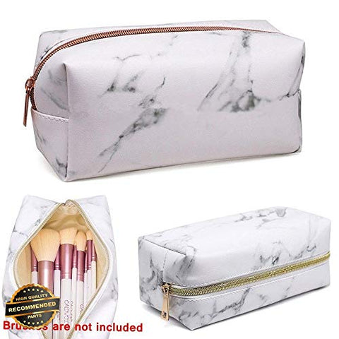 Gatton Marble Purse Box Travel Makeup Cosmetic Bag Case Toiletry Pencil Case Stationery | Style
