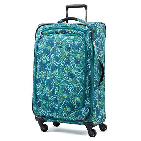 "Atlantic Ultra Lite Softsides 25"" Expandable Spinner, Lulu Green"