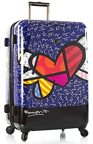 Heys 30 Inches, Britto Heart With Wings