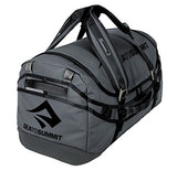 Sea to Summit Nomad Durable Travel Duffle & Backpack, Charcoal, 45 L