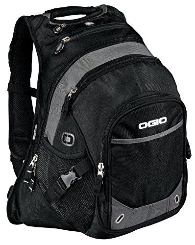 Ogio Fugitive Backpack, Black