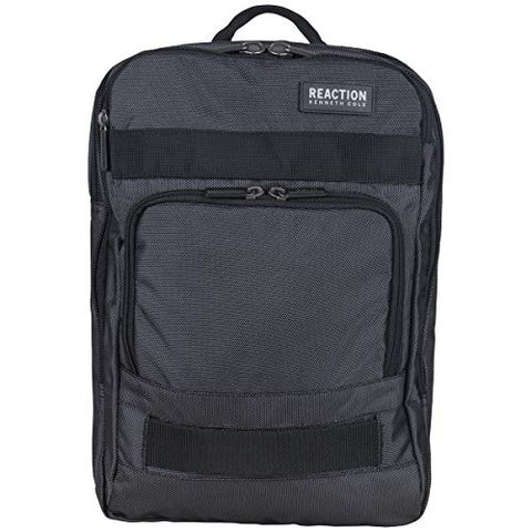 "Kenneth Cole Reaction Polyester Dual Compartment 15"" Laptop Business Backpack with Techni-Cole"