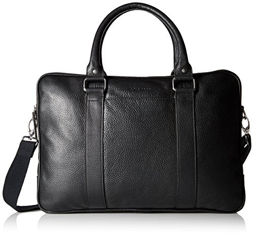 Cole Haan Men's Cole Haan Wayland Attache Bag, black, One Size