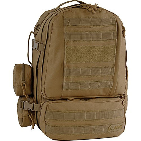 Highland Tactical Heavy Duty Apollo Backpack (HLBP29) (Desert Tan)