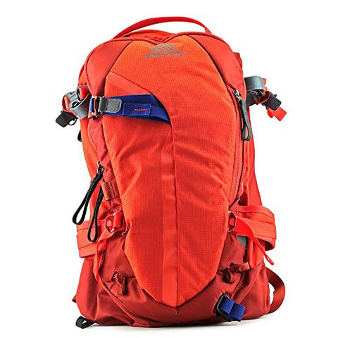 Gregory Mountain Products Targhee 26 Backpack, Radiant Orange, One Size