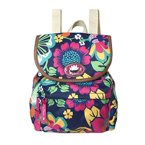 Lily Bloom Floral Fiesta Mini Backpack