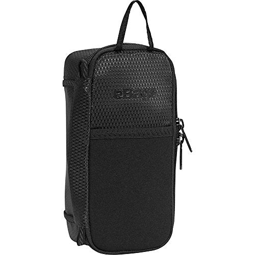 eBags Small Cord Packing Cube - Cable Organizer Bag - (Black)