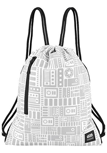 Nixon Star Wars - Everyday Cinch Bag - C2429Sw-2243 - Stormtrooper White
