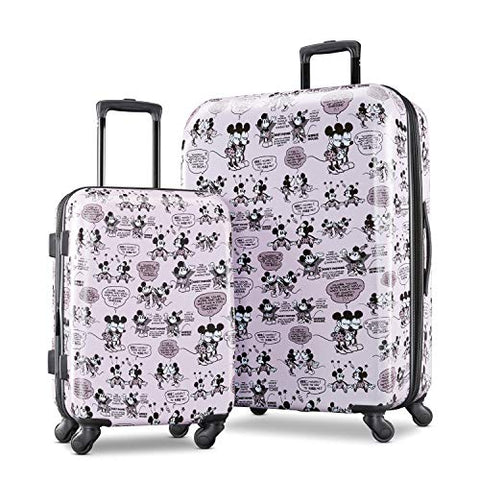 American Tourister Kids' 2 Pc (21/28), Mickey and Minnie Romance