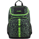 Fuel Top Load Sport Backpack with Side Tech Compartment and Ergonomic Padded Mesh Breathable