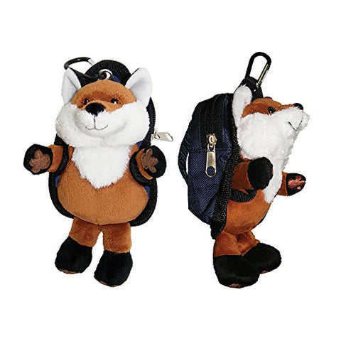 Sun Company Forest Friendz Footloose Fox - Kid's Animal Belt Pack | Cute Fanny Pack for Children