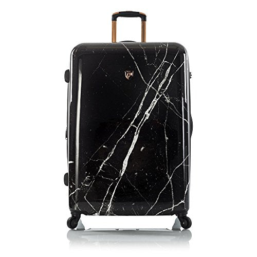 "Heys Dakara Black Marble 30"" Fashion Spinner"