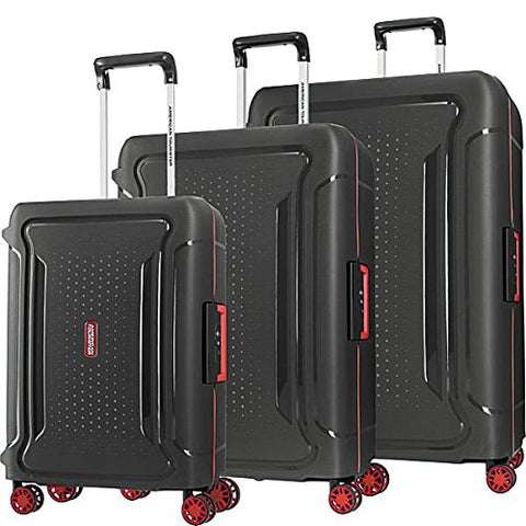 American Tourister 3-Piece Set, Black