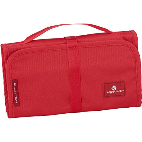 Eagle Creek Travel Gear Luggage Pack-it Slim Kit, Red Fire
