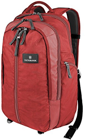 Victorinox Altmont 3.0 Vertical-Zip Laptop Backpack,  Red,  One Size