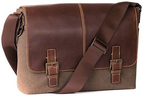 Boconi Bryant LTE Double Buckle (Heather Brown with Houndstooth)