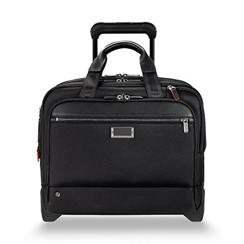 Briggs & Riley @Work Medium 2-Wheel Expandable Briefcase (With Free Monogramming)