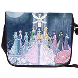 YOYOSHome Anime Sailor Moon Cosplay Handbag Messenger Bag Backpack Shoulder Bag