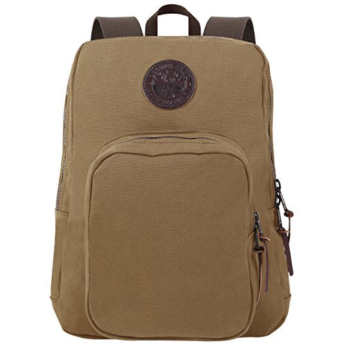 Duluth Pack Large Standard Daypack, Tan, 18 x 14 x 5-Inch