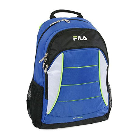 Fila Horizon Backpack Laptop, BLUE One Size