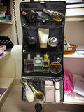 Hanging Toiletry Bag By Yofi Nurture Yourself: Organizer For Cosmetics, Makeup, Jewelry,