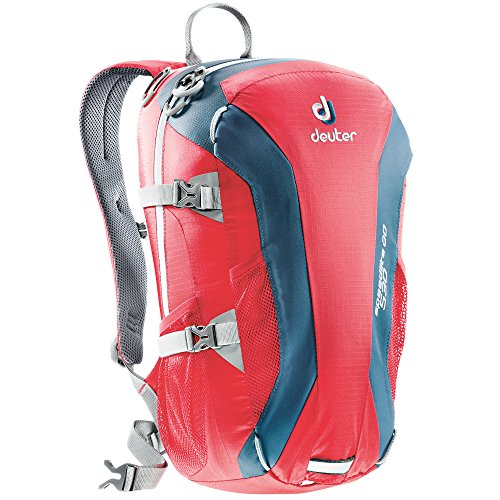 Deuter Speed Lite 20 - Ultralight 20-Liter Hiking Backpack, Fire/Arctic, 20 Liter