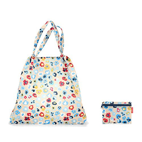 Reisenthel mini maxi loftbag millefleurs dimensions: 64 x 48 x 13 cm/volume: 25 l/washable at 30 °C