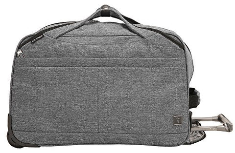 Ricardo Beverly Hills Malibu Bay 20-Inch Rolling City Duffel Bag, Gray