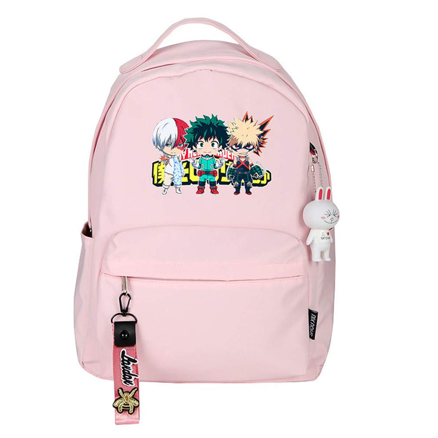 YOYOSHome Anime My Hero Academia Cosplay Bookbag Daypack Shoulder Bag Backpack School Bag