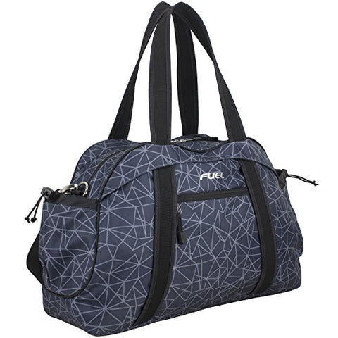 Fuel Sport Carryall Duffel For Gym, Travel or Weekend Gateway,