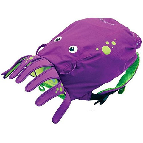 Trunki Paddlepak Inky The Octopus Purple Ride On